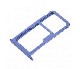 Porta tarjeta sim y microSD para Huawei P10 azul