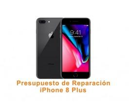 Presupuesto de reparación iPhone 8 Plus