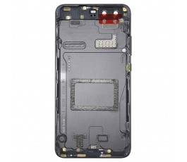 Carcasa tapa trasera para Huawei P10 negra
