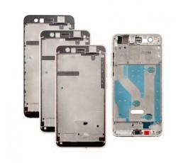 Marco pantalla para Huawei P10 Lite blanco