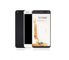 Pantalla completa táctil y lcd para Huawei Y6 Pro 2017 dorada