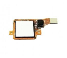 Flex huella dactilar para Huawei Mate 9 Lite Honor 6X blanco