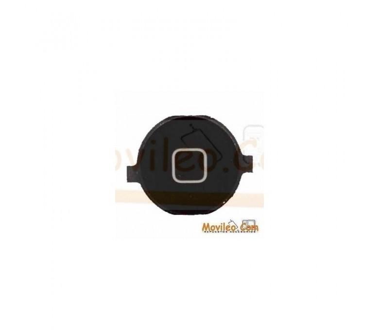 Botón de menú home negro para iPhone 3G 3GS 4G - Imagen 1
