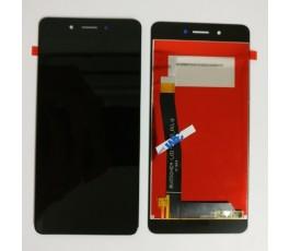 Pantalla completa táctil y lcd para Huawei P9 Lite Smart negra