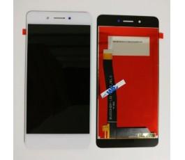 Pantalla completa táctil y lcd para Huawei P9 Lite Smart blanca