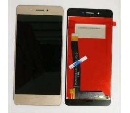 Pantalla completa táctil y lcd para Huawei P9 Lite Smart dorado