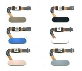 Flex huella botón home para Huawei Mate 10 marrón