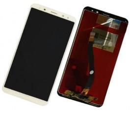 Pantalla lcd y táctil para Huawei Mate 10 Lite dorado