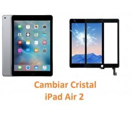 Cambiar cristal iPad Air 2