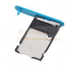 Porta sim para Nokia Lumia 900 Azul - Imagen 1