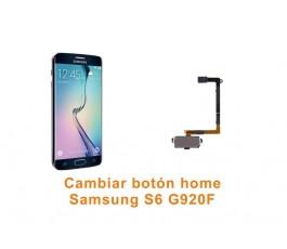 Cambiar botón home Samsung Galaxy S6 G920F
