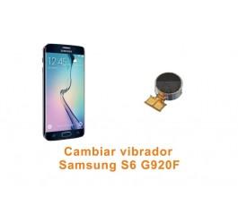 Cambiar vibrador Samsung Galaxy S6 G920F