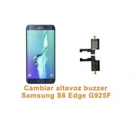 Cambiar altavoz buzzer Samsung Galaxy S6 Edge G925