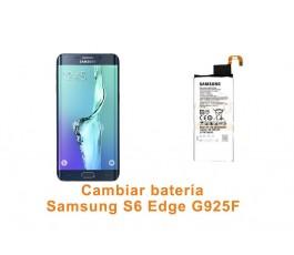 Cambiar batería Samsung Galaxy S6 Edge G925