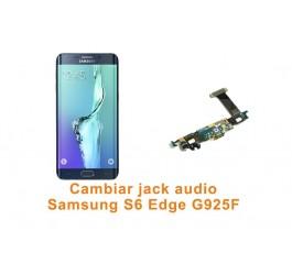 Cambiar Jack audio Samsung Galaxy S6 Edge G925F