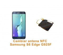 Cambiar antena NFC Samsung Galaxy S6 Edge G925F