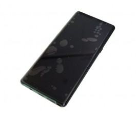 Pantalla completa con marco para Samsung Galaxy Note 8 N950 negra