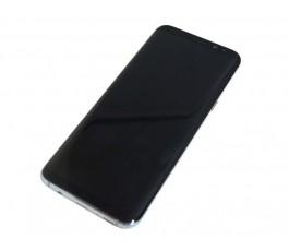 Pantalla completa con marco para Samsung Galaxy S8 Plus G955 con tarra