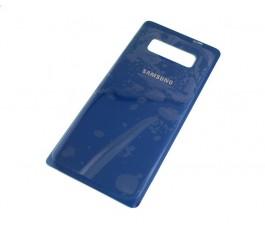 Tapa trasera para Samsung Galaxy Note 8 N950 azul