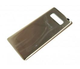 Tapa trasera para Samsung Galaxy Note 8 N950 dorada