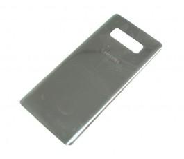 Tapa trasera para Samsung Galaxy Note 8 N950 plata