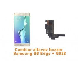 Cambiar altavoz buzzer Samsung S6 Edge Plus G928