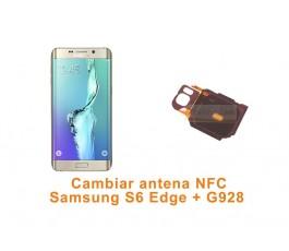 Cambiar antena NFC Samsung S6 Edge Plus G928