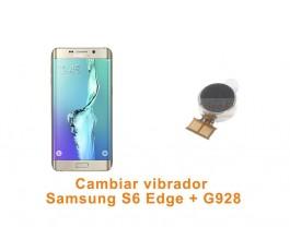 Cambiar vibrador Samsung S6 Edge Plus G928