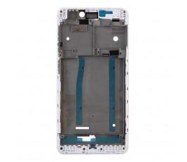 Marco pantalla para Xiaomi Redmi 4X blanco