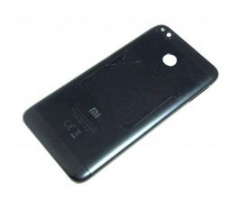 Tapa trasera para Xiaomi Redmi 4X negra original