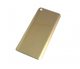 Tapa trasera para Xiaomi Mi5 Mi 5 dorada