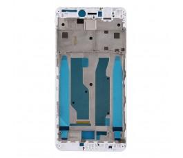 Marco pantalla para Xiaomi Redmi Note 4X blanco