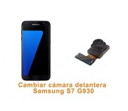 Cambiar cámara delantera Samsung Galaxy S7 G930