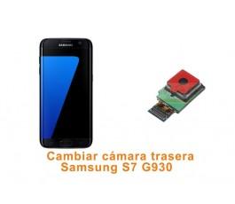 Cambiar cámara trasera Samsung Galaxy S7 G930