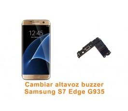 Cambiar altavoz buzzer Samsung Galaxy S7 Edge G935