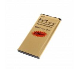 Batería gold para Nokia Lumia 820 BP-5T - Imagen 4