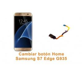 Cambiar botón Home Samsung Galaxy S7 Edge G935