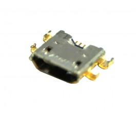 Conector carga para Motorola E2