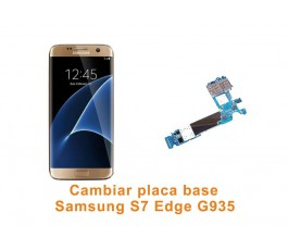 Cambiar placa base Samsung Galaxy S7 Edge G935