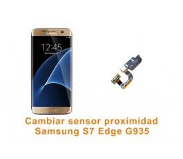 Cambiar sensor proximidad Samsung Galaxy S7 Edge G935