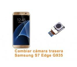Cambiar cámara trasera Samsung Galaxy S7 Edge G935