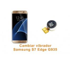 Cambiar vibrador Samsung Galaxy S7 Edge G935
