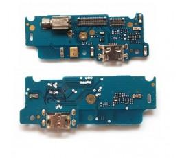 Modulo conector carga para Motorola Moto E4