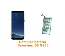 Cambiar batería Samsung Galaxy S8 G950