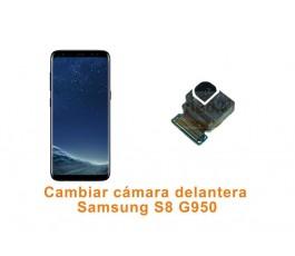 Cambiar cámara delantera Samsung Galaxy S8 G950