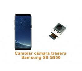 Cambiar cámara trasera Samsung Galaxy S8 G950