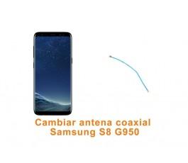 Cambiar antena coaxial Samsung Galaxy S8 G950