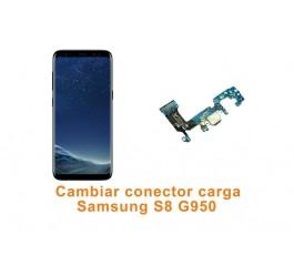 Cambiar conector carga Samsung Galaxy S8 G950