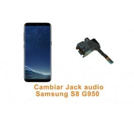 Cambiar Jack audio Samsung Galaxy S8 G950