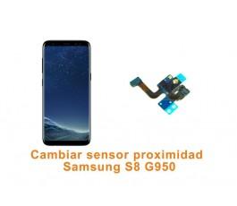 Cambiar sensor proximidad Samsung Galaxy S8 G950